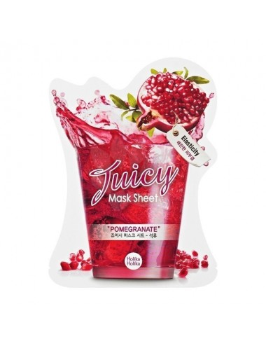 Holika Holika Mascarilla Revitalizante Juicy Mask Sheet Granada