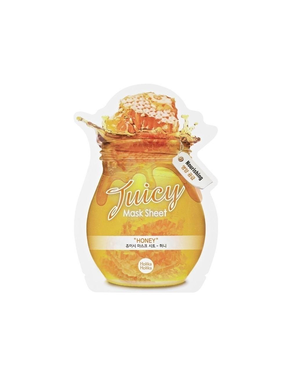 Holika Holika Mascarilla Hidratante Juicy Mask Sheet Honey