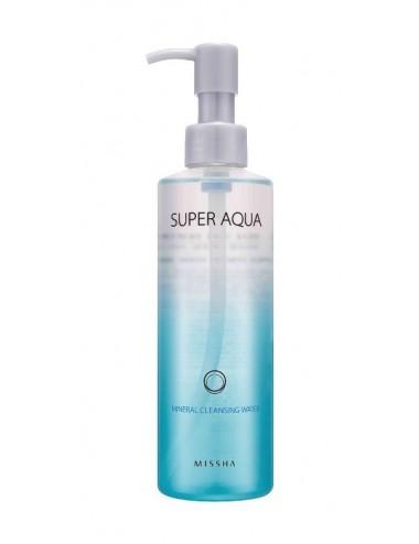 Agua Desmaquillante Missha Super Aqua Mineral Cleansing Water