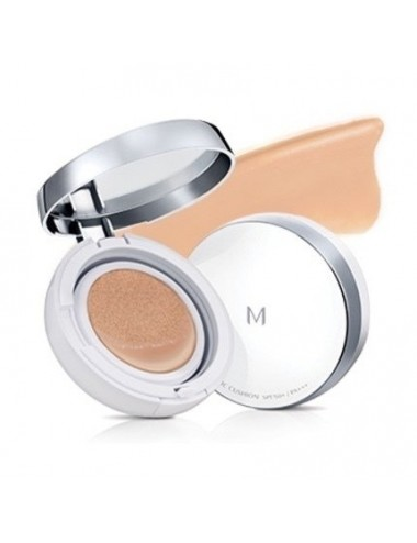 Maquillaje Cushion con Esponja Missha M Magic Cushion SPF50+/PA+++ 27