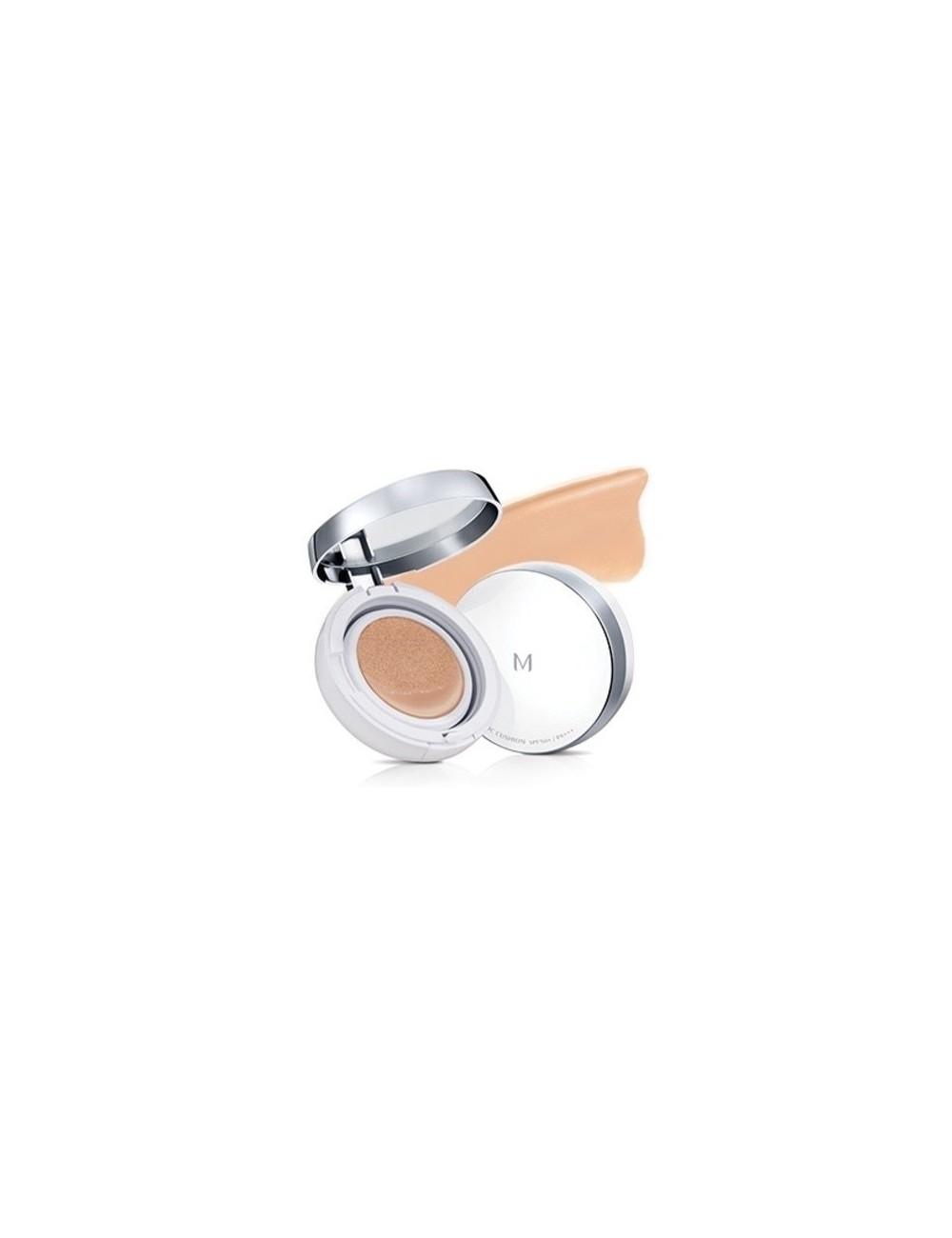 Maquillaje Cushion con Esponja Missha M Magic Cushion SPF50+/PA+++ 27