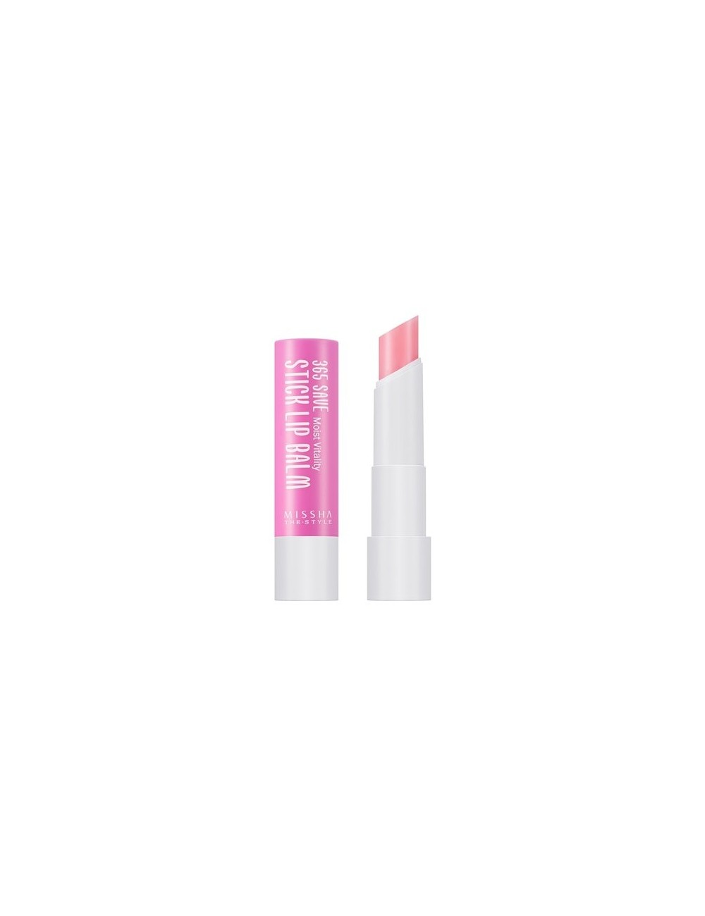 Bálsamo labial MISSHA The Style 365 Save Stick Lip Balm Moist Vitality