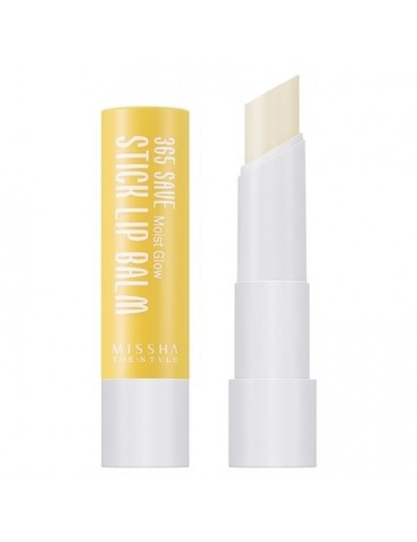 Bálsamo labial MISSHA The Style 365 Save Stick Lip Balm Moist & Glow
