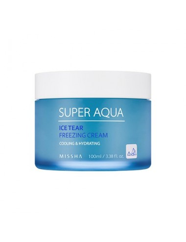 Crema Hidratante MISSHA Super Aqua Ice Tear Freezing Cream
