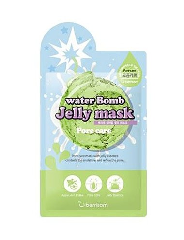 Mascarilla Anti-Poros Dilatados Berrisom Water Bomb Jelly Mask Pore Care