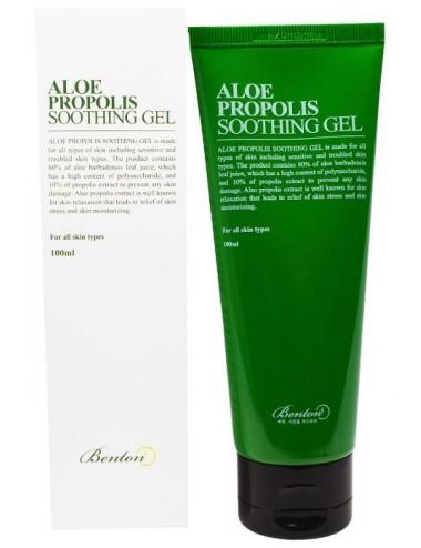 Gel Aloe Vera Calmante y Anti-inflamatorio - Benton Aloe Propolis Soothing Gel