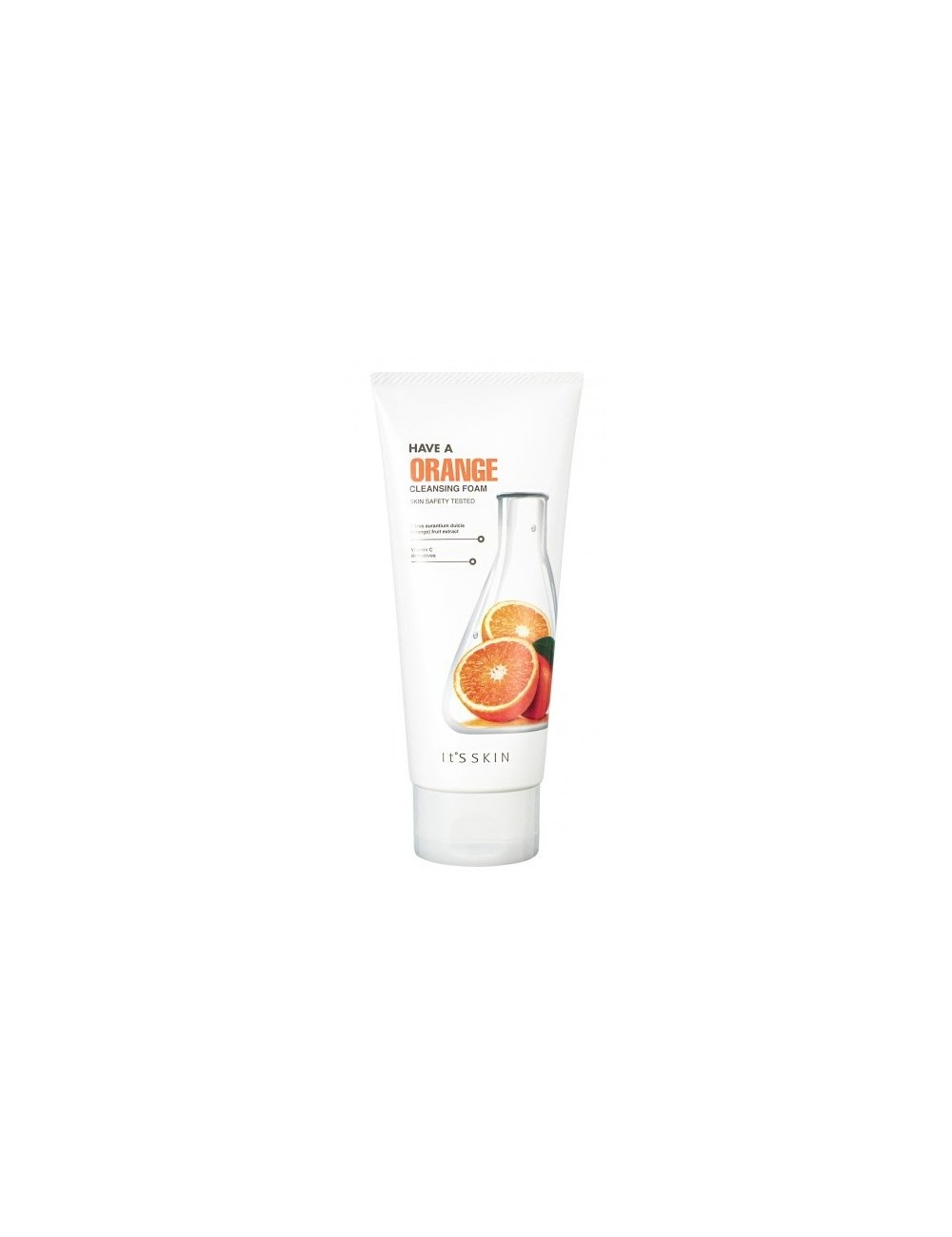Espuma Limpiadora e Iluminadora IT'S SKIN Have a Orange Cleansing Foam
