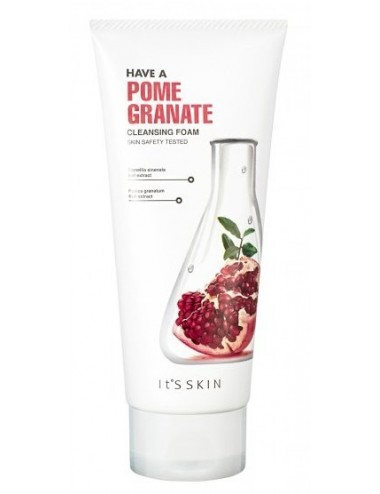 Espuma Limpiadora y Reafirmante IT'S SKIN Have a Pomegranate Cleansing Foam