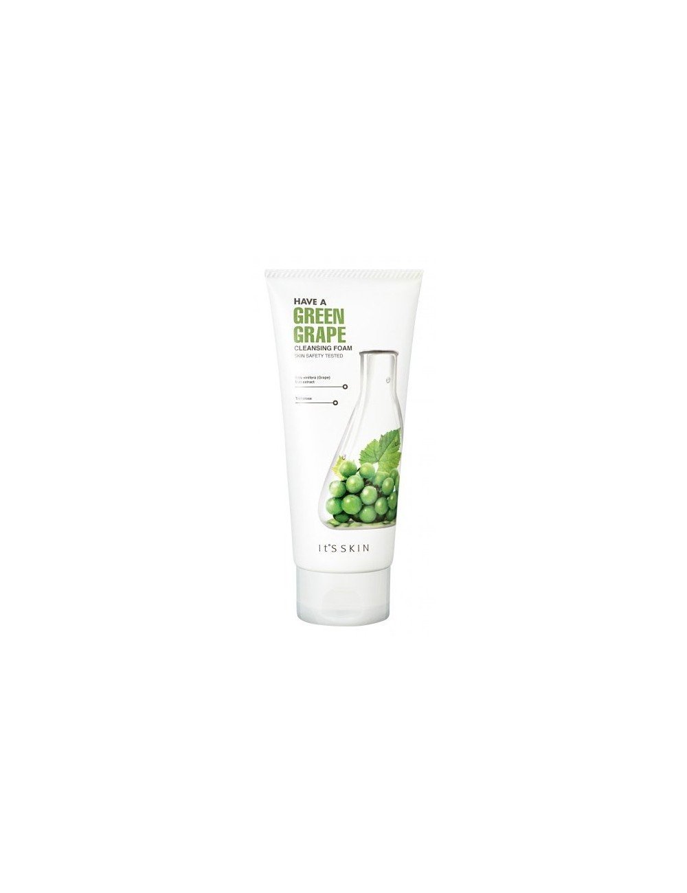 Espuma Limpiadora y Anti edad IT'S SKIN Have a Green Grape Cleansing Foam