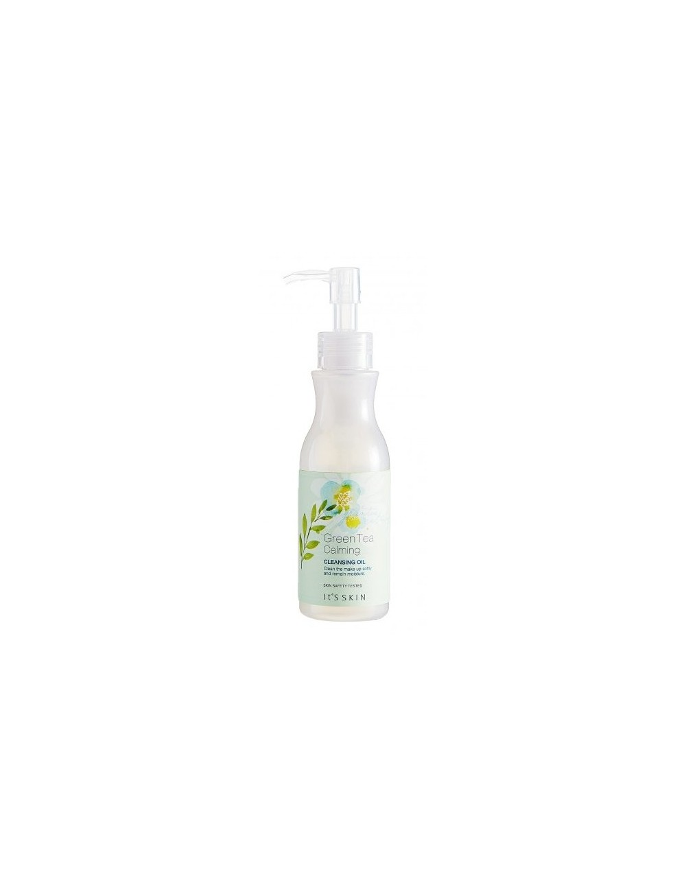 Aceite Desmaquillante IT'S SKIN Green Tea Calming Cleansing Oil