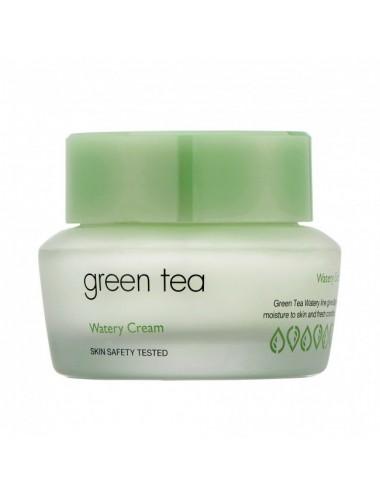Crema Hidratante -  It's Skin Green Tea Watery Cream