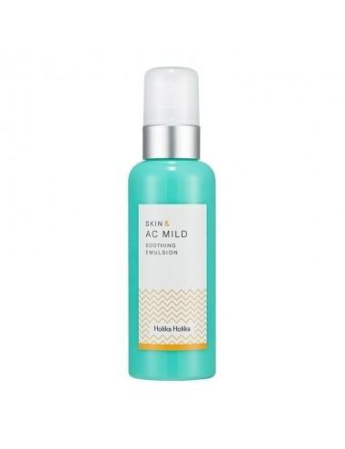 Crema Anti-acné Holika Holika Skin & AC Mild Soothing Emulsion