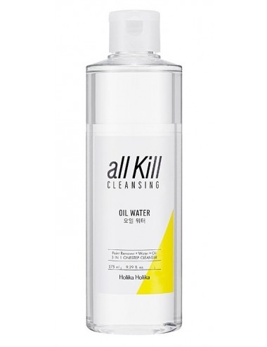 Holika Holika Aceite-Agua Desmaquillante y Limpiador All Kill Cleansing Oil Water