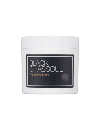 Mascarilla Purificante para eliminar Puntos Negros Missha Black Ghassoul Tightening Mask