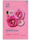 Mascarilla Anti-edad Holika Holika Pure Essence Mask Sheet Damask Rose