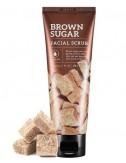 Exfoliante para piel seca y sensible Missha Brown Sugar Facial Scrub