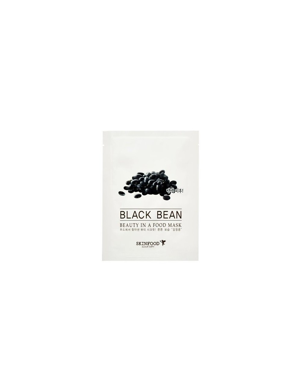 Mascarilla Reafirmante SKINFOOD Beauty in a Food Mask Black Bean