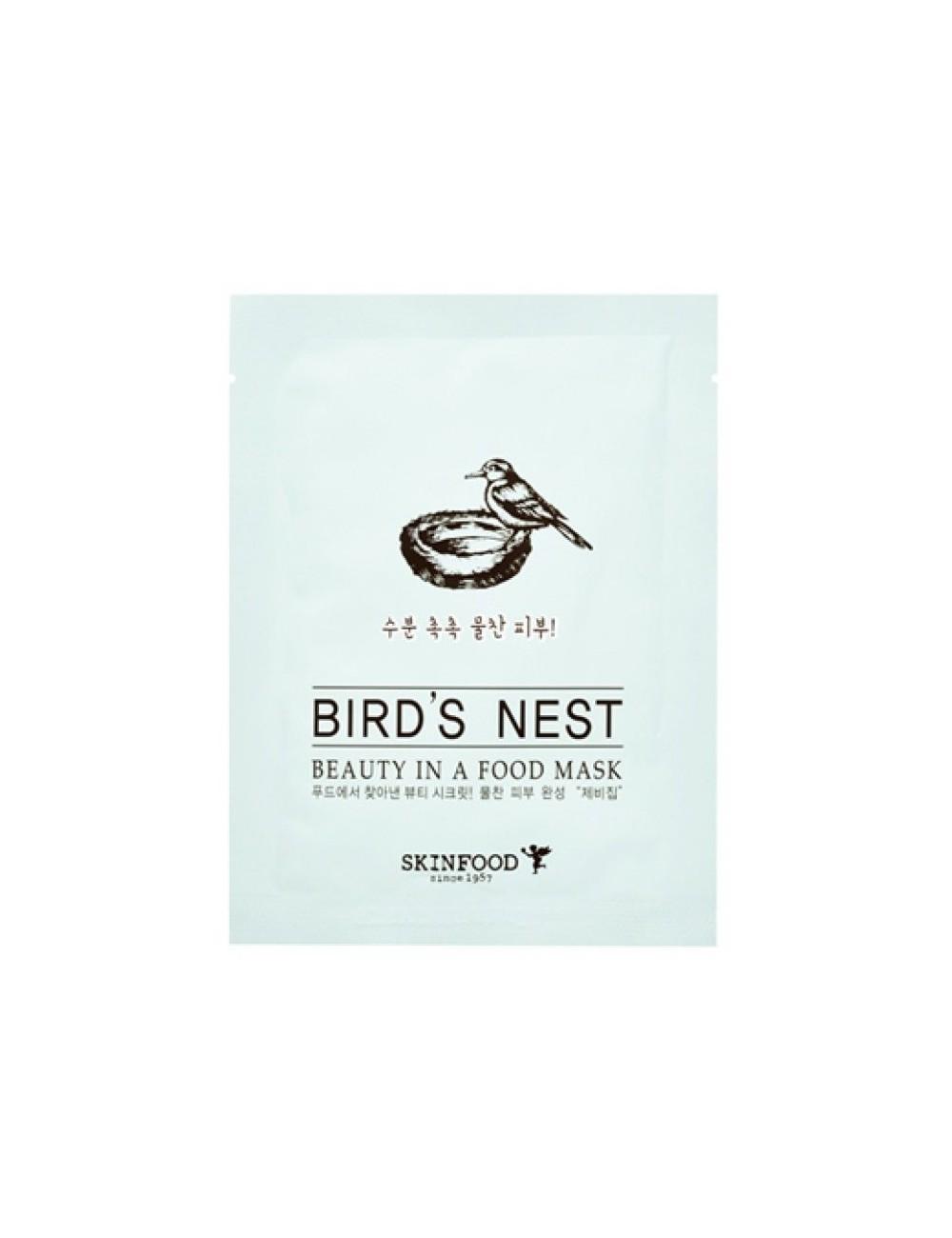 Mascarilla Hidratante SKINFOOD Beauty in a Food Mask Bird´s Nest