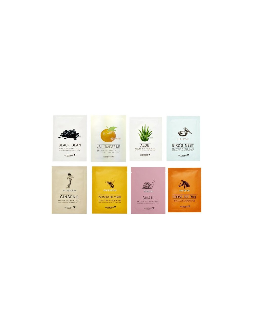 Pack Mascarillas Skinfood Beauty in a Food Mask