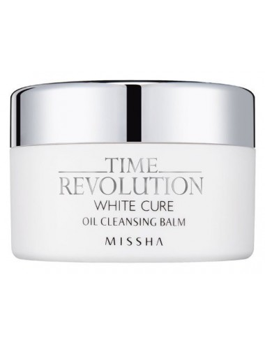 Aceite Limpiador y Desmaquillante Missha Time Revolution White Cure Oil Cleansing Balm