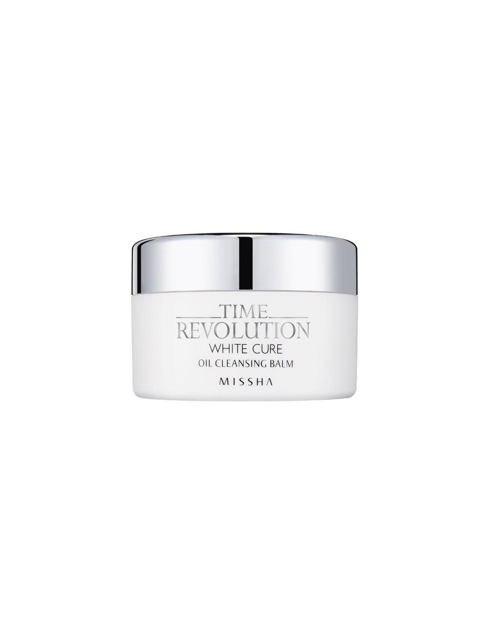 Aceite Limpiador y Desmaquillante Missha Time Revolution White Cure Oil Cleansing Balm