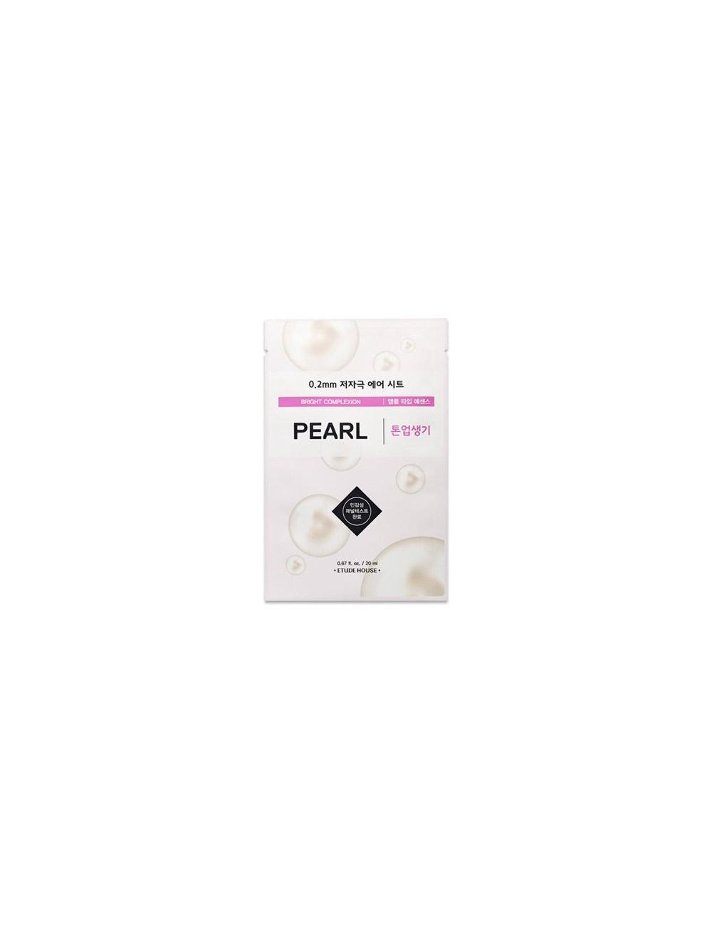 Mascarilla Anti-manchas  Etude House O2 Therapy Air Mask Pearl
