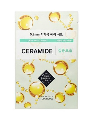 Mascarilla Calmante Etude House 0.2 Therapy Air Mask Ceramide