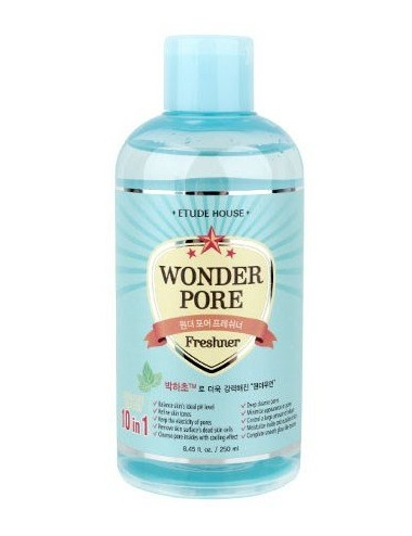 Tónico Anti-poros Etude House Wonder Pore Freshner 500ml
