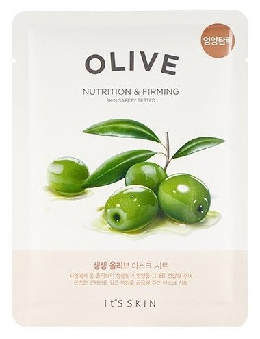 Mascarilla Nutritiva It´s Skin The Fresh Mask Olive (Oliva)
