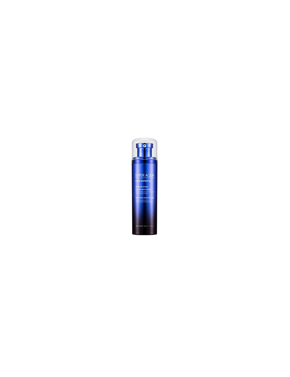Serum Anti-manchas e Hidratante Intensivo MISSHA Super Aqua Ultra Waterfull Intensive Serum