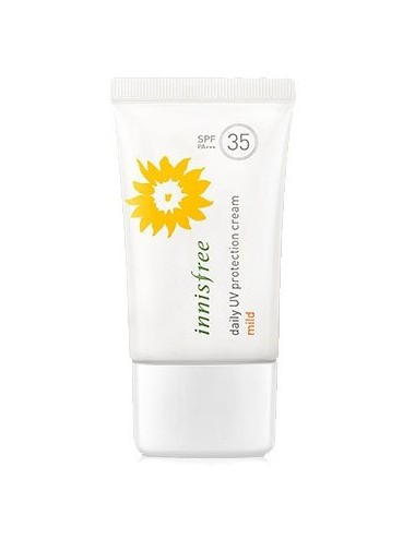 Innisfree Crema Solar Daily UV Protection Cream Mild  SPF35 PA++ 50ml