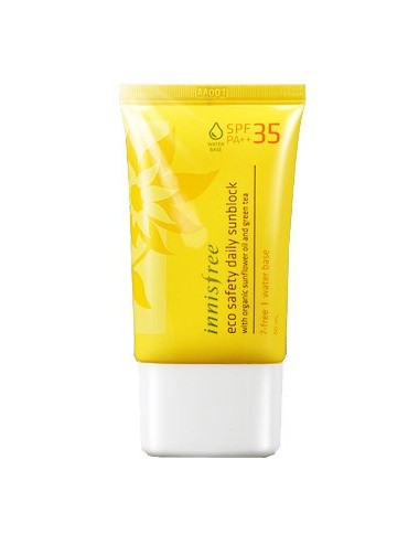 Innisfree Crema Solar Eco Safety Daily Sun Block SPF35 PA++ 50ml
