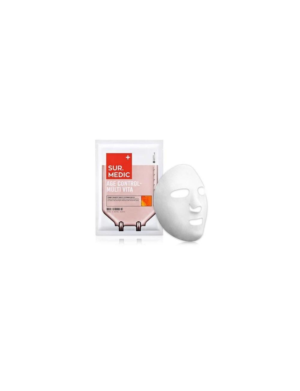 Mascarilla Anti-edad e Iluminadora NEOGEN Age Control - Multi Vita Mask