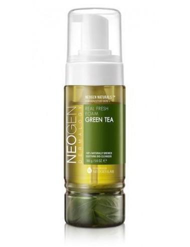 Espuma Limpiadora NEOGEN Real Fresh Foam Green Tea
