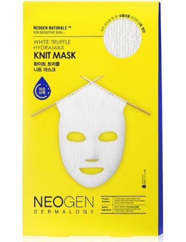 Mascarilla Iluminadora NEOGEN DERMALOGY White Truffle Hydramax Knit Mask