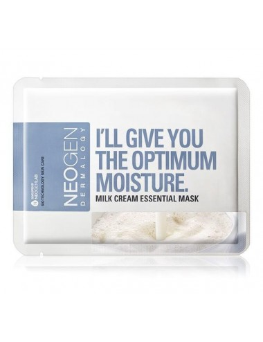 Mascarilla Hidratante NEOGEN Milk Cream Essential Mask