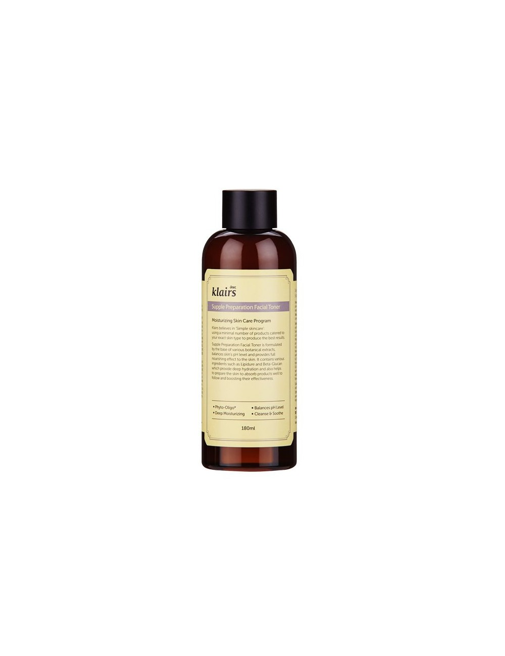 Tónico Klairs Supple Preparation Facial Toner