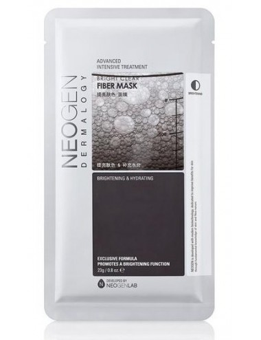 Mascarilla Antimanchas NEOGEN Brigth Clear Fiber Mask