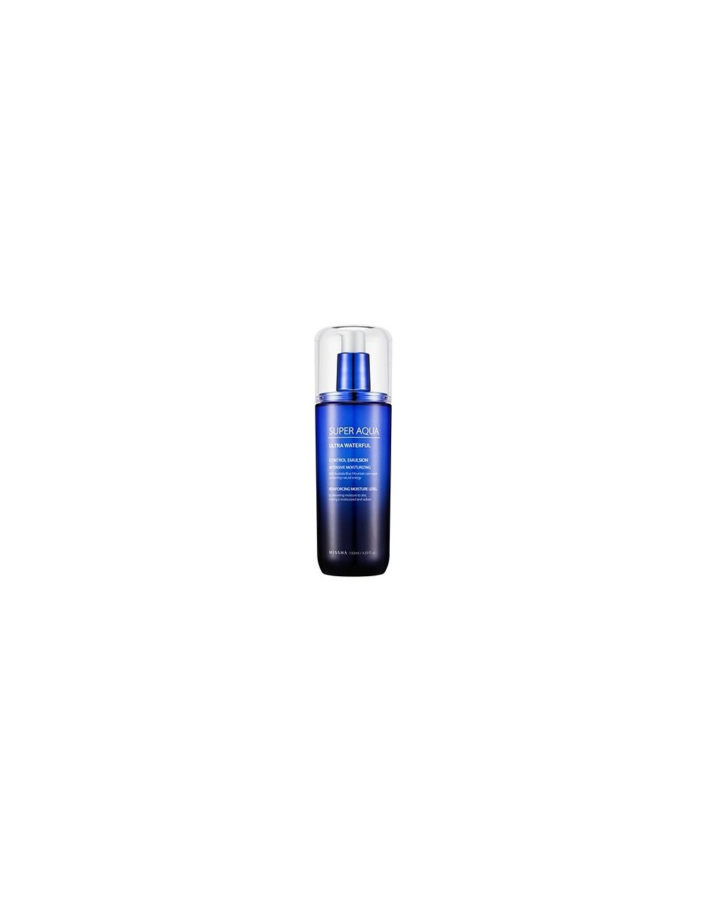 Crema Hidratante Fluida (Anti-edad y Anti-manchas) MISSHA Super Aqua Ultra Waterful Control Emulsion