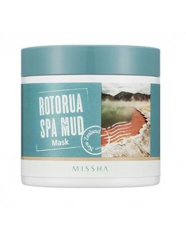 Mascarilla Purificante Missha Rotorua Spa Mud Mask
