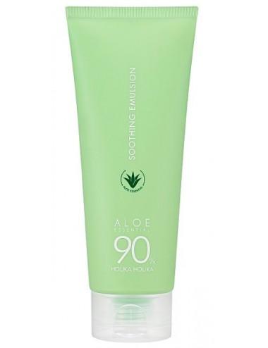 Holika Holika Emulsión Hidratante Aloe Essential 90% Soothing Emulsion