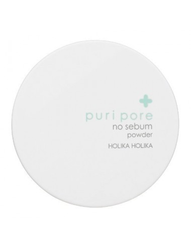 Polvos Sueltos Holika Holika Puri Pore No Sebum Powder