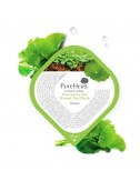 Mascarilla Hidratante y Purificante PureHeals Centella 65 Green Tea Pack 10 ml