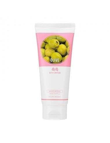 Espuma Limpiadora Hidratante Holika Holika Daily Fresh Olive Cleansing Foam