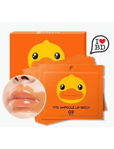 Parche Hidratante para Labios G9SKIN Vita Ampoule Lip Patch