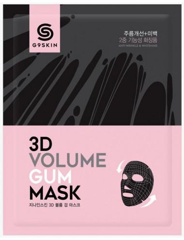 Mascarilla Anti-Edad G9SKIN 3D Volume Gum Mask