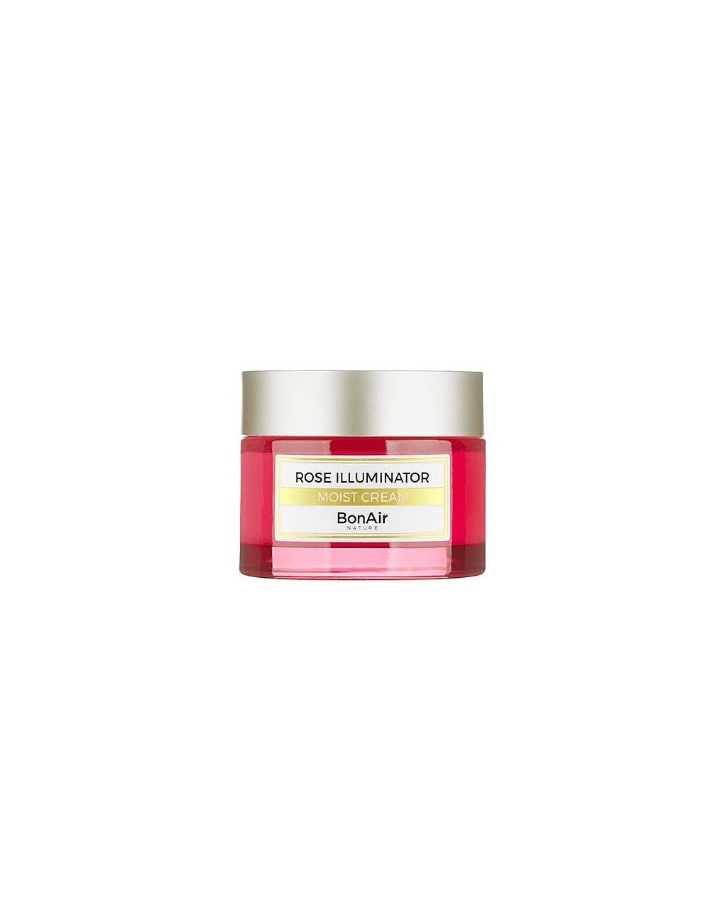 Crema Iluminadora BonAir Rose Illuminator Moist Cream