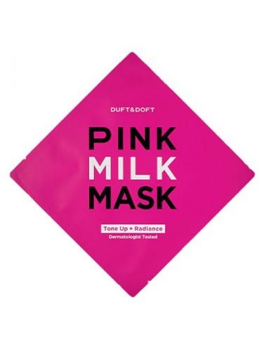 Mascarilla Anti-Manchas Duft & Doft Pink Milk Mask