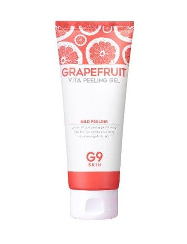 Exfoliante Facial G9Skin Grape Fruit Vita Peeling Gel