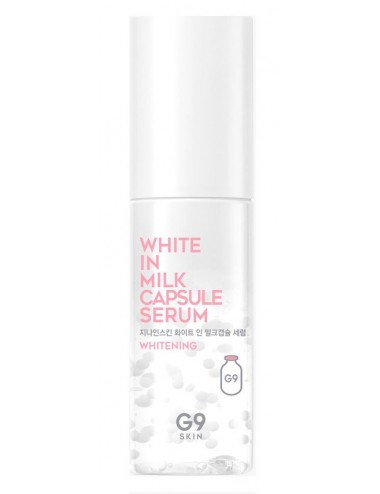 Serum Anti-Manchas G9SKIN White In Milk Capsule Serum